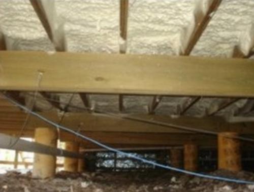 Как утеплить подпол в деревянном доме изнутри. Утепление подпола в деревянном доме изнутри