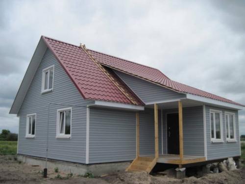Как построить самый дешевый дом. Способы экономии