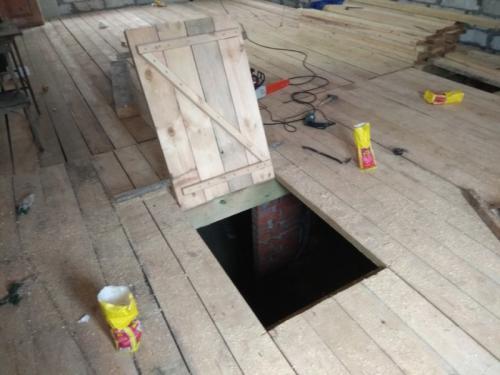 Как сделать подвал под домом своими руками. Как сделать крышку на погреб в доме