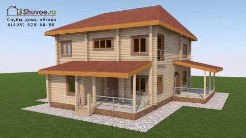Смета на строительство дома из бруса 10 н.  Смета на строительство дома
