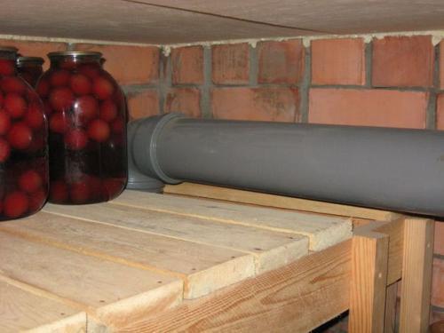 Система вентиляции в погребе гаража. Какая вытяжка нужна вашему погребу?