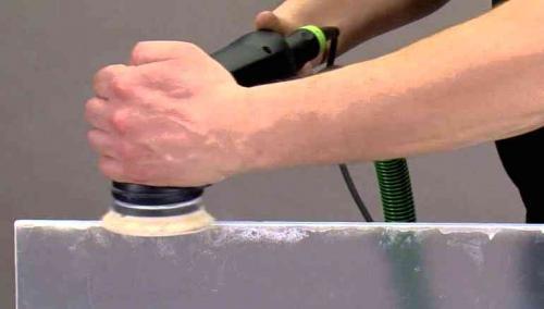 Полироль для оргстекла. Как отполировать оргстекло с помощью обычного фена