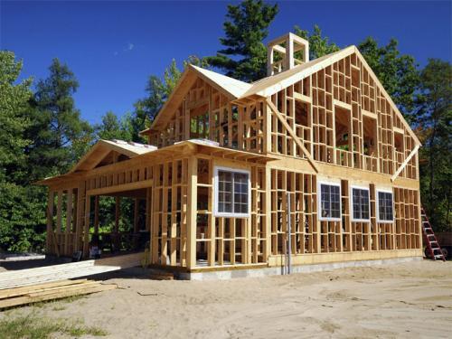 Каркасный дом своими руками смета. Строительство каркасного дома