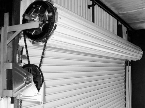 Рольставни на гараж своими руками. Как установить ворота рольставни на гараж своими руками