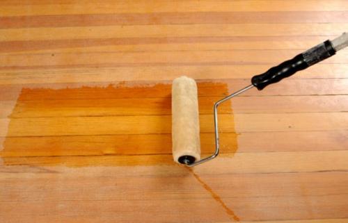 Деревянный пол покрыть лаком. Как покрыть лаком деревянный пол своими руками