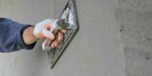 Цементно известковый раствор для штукатурки. Пропорции для приготовления растворов своими руками