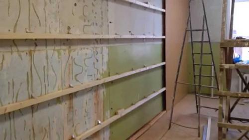 Монтаж панелей МДФ на стены. Характеристики, плюсы и минусы