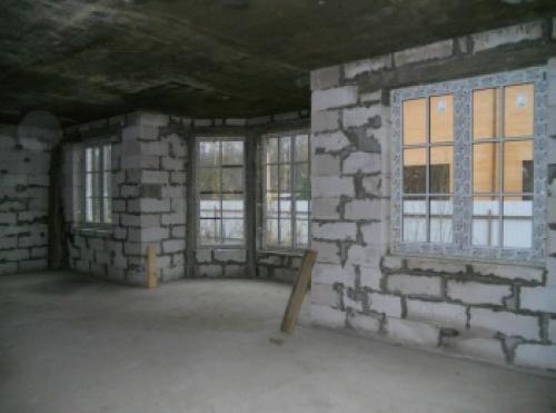 Стоит ли строить деревянный дом. Дом из камня