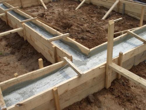 Бетонирование в холодную погоду. Можно ли заливать бетон в холодную погоду