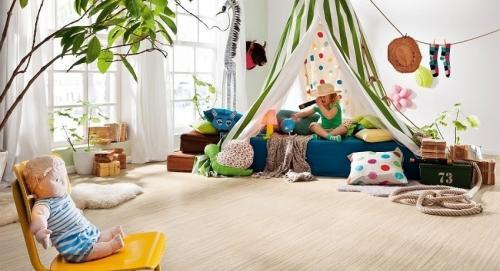 Напольное покрытие для комнаты. Критерии выбора покрытия пола