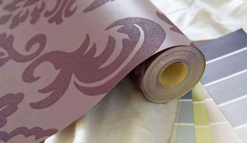 Как клеить виниловые обои на бумажной основе. Особенности виниловых обоев – достоинства и минусы
