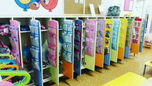 Кармашки на шкафчик в детском саду своими руками: виды и мастер-класс