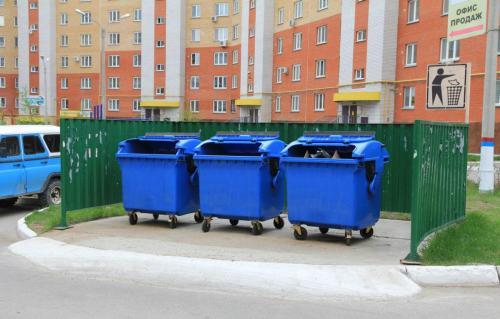 Требования к металлическим мусорным контейнерам. Требования СанПиН к контейнерным площадкам для мусора