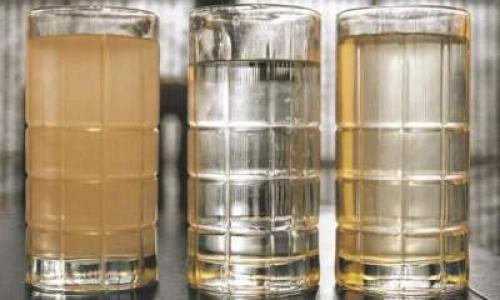 Как очистить воду от железа из скважины. В каких случаях требуется?